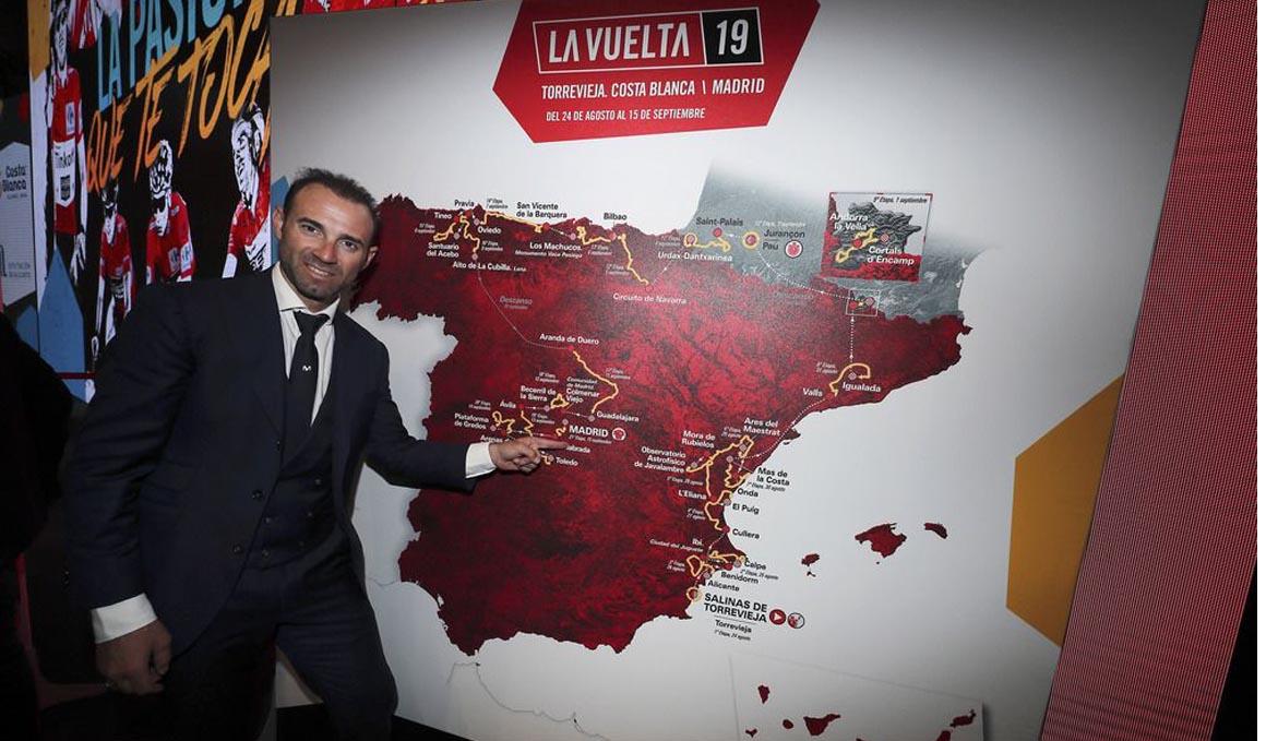Alejandro Valverde: Una Vuelta dura y muy exigente