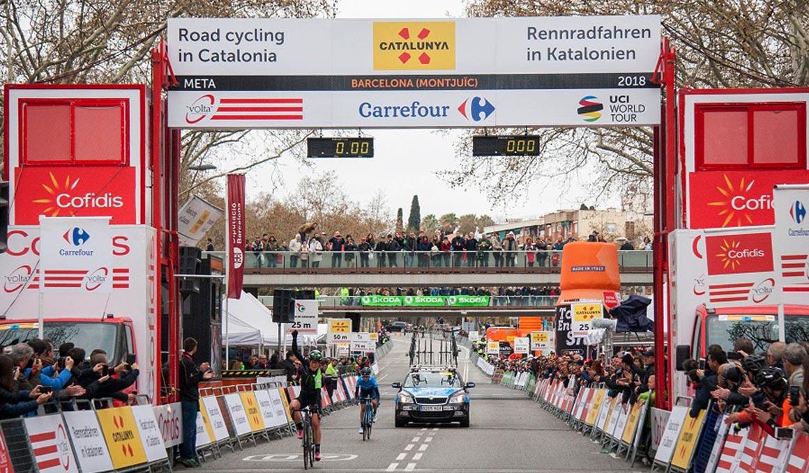 La Volta femenina a Catalunya, aplazada hasta 2020