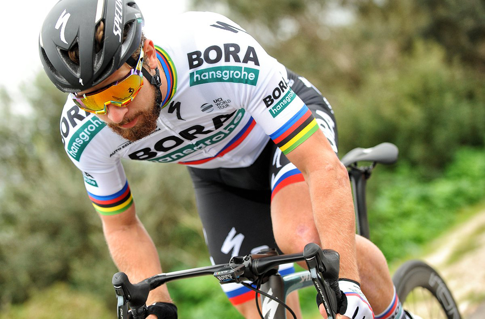 Peter Sagan, estrella en la inminente Vuelta a San Juan