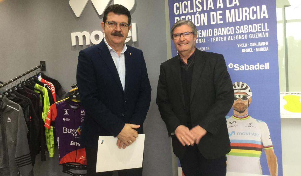 La Vuelta a Murcia tendrá dos etapas y la presencia de Valverde y Luisle