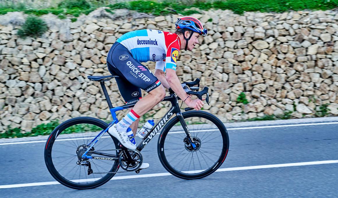 Bob Jungels, otra estrella para el Tour Colombia 2.1