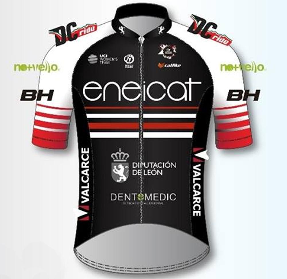 El Eneicue Cycling femenino pasa a ser el Eneicat Cycling Team