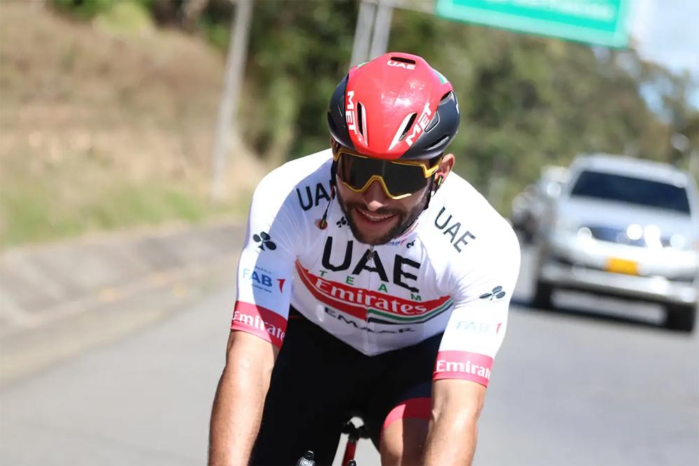 Fernando Gaviria augura espectáculo en la próxima edición del Tour Colombia