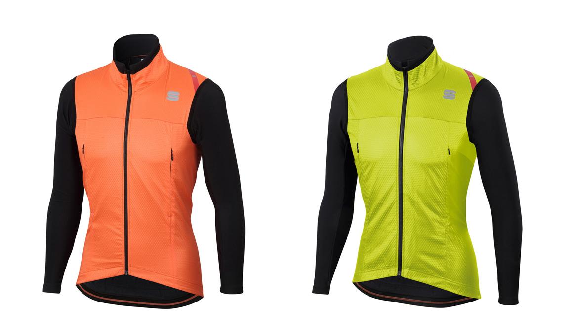 Sportful presenta la chaqueta Fiandre Strato Wind Jacket