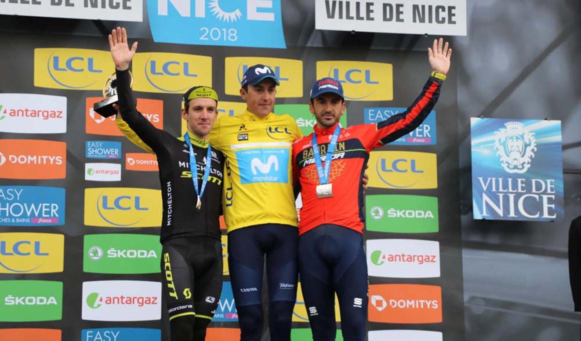 París-Niza: una CRI de 25 km y la dura subida a Turini, claves