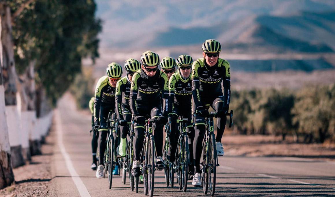 El Mitchelton-Scott irá a la Vuelta a Andalucía con todas sus estrellas