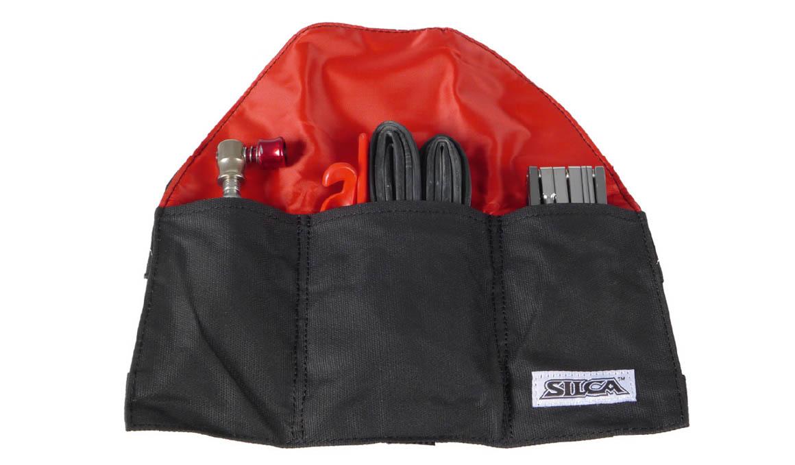 Bolsa de sillín Silca Seat Roll Premio