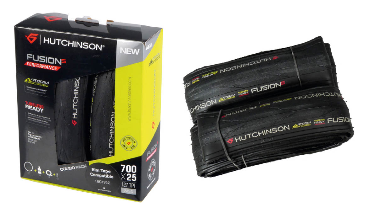 Kit Tubeless Hutchinson Combo Pack