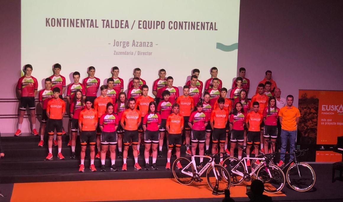 La Fundación Euskadi, más que un proyecto deportivo