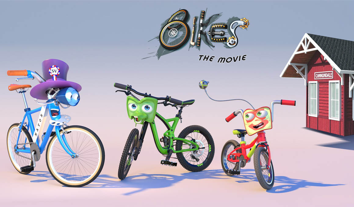 BIKES, la película