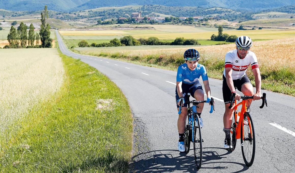 Ruta por Álava con Lourdes Oyarbide