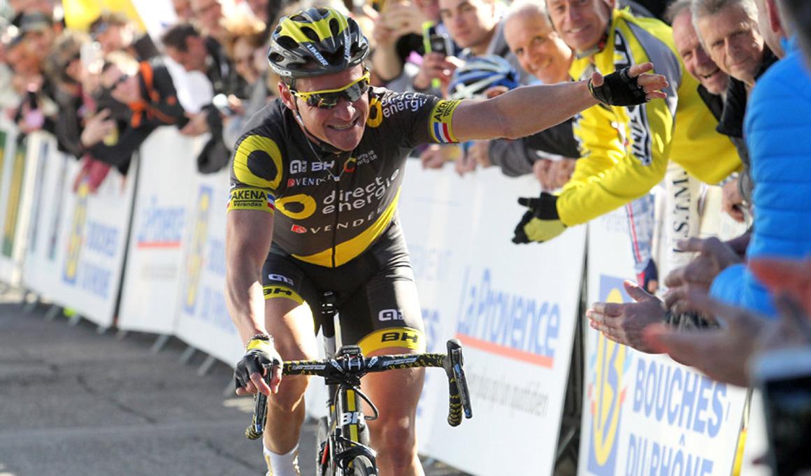 Thomas Voeckler participará en un Ironman 70.3 por relevos