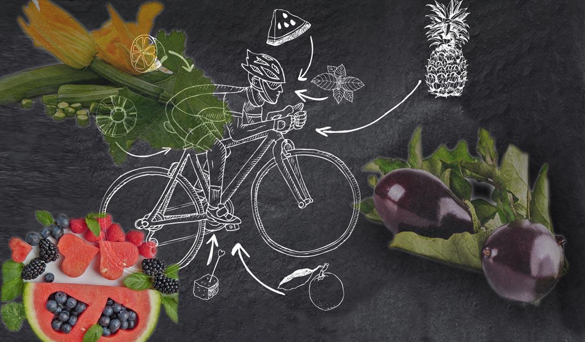 Alimentación vegana y ciclismo ¿Es posible?