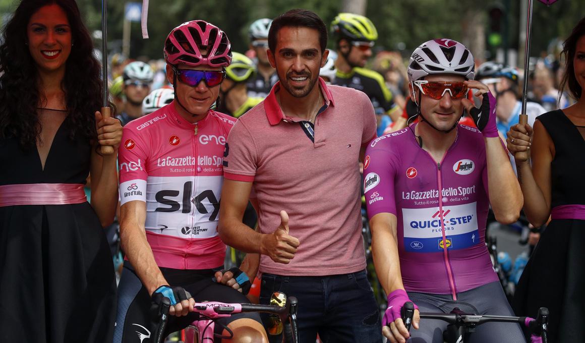 """Contador: """"Creo que Froome puede ganar el Tour y Bernal el Giro"""""""