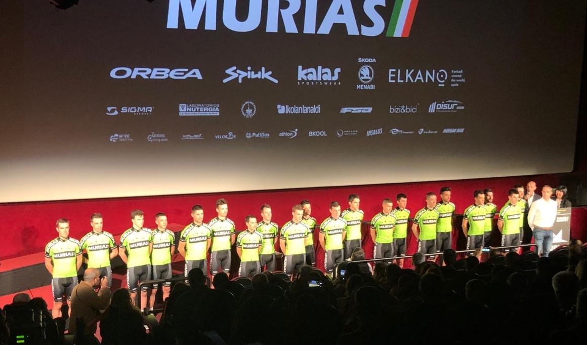 Euskadi-Murias o la difícil tarea de superarse