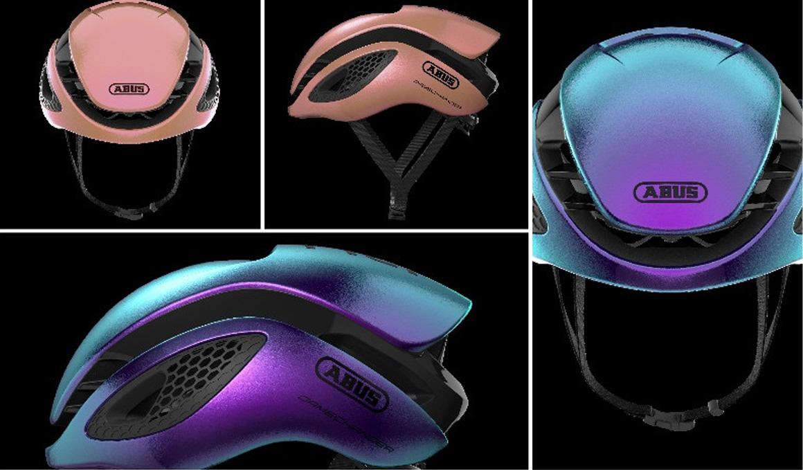 ABUS presenta nuevos acabados en su modelo aero GameChanger