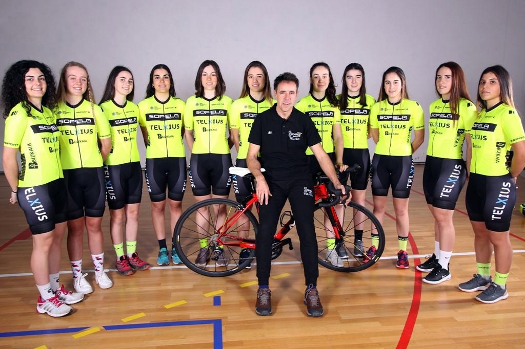 Presentado el Sopela Women´s Team 2019