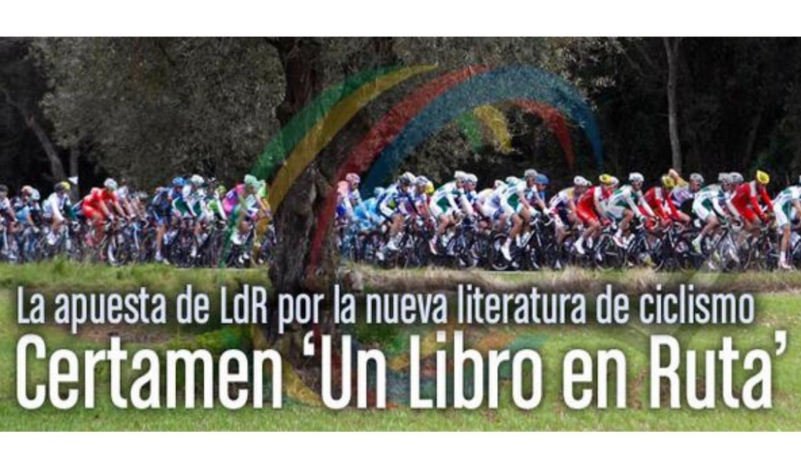 """Abierto el plazo de presentación de obras al III Certamen de literatura ciclista """"Un Libro en Ruta"""""""
