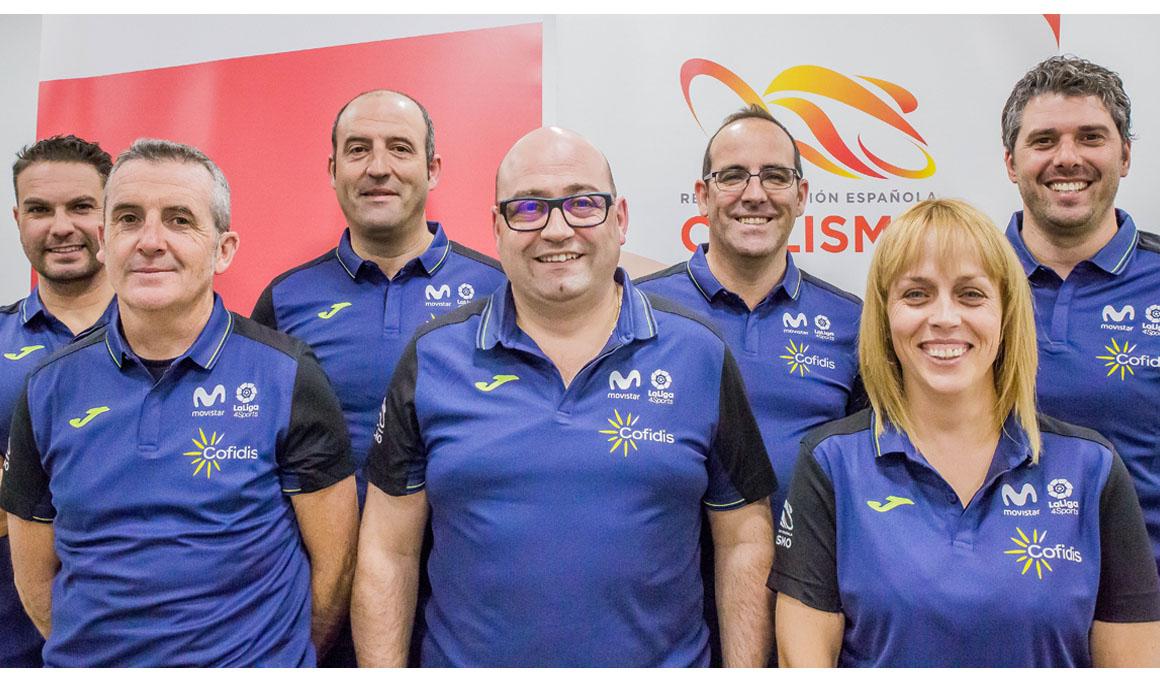 La RFEC aprueba su nuevo equipo técnico-deportivo