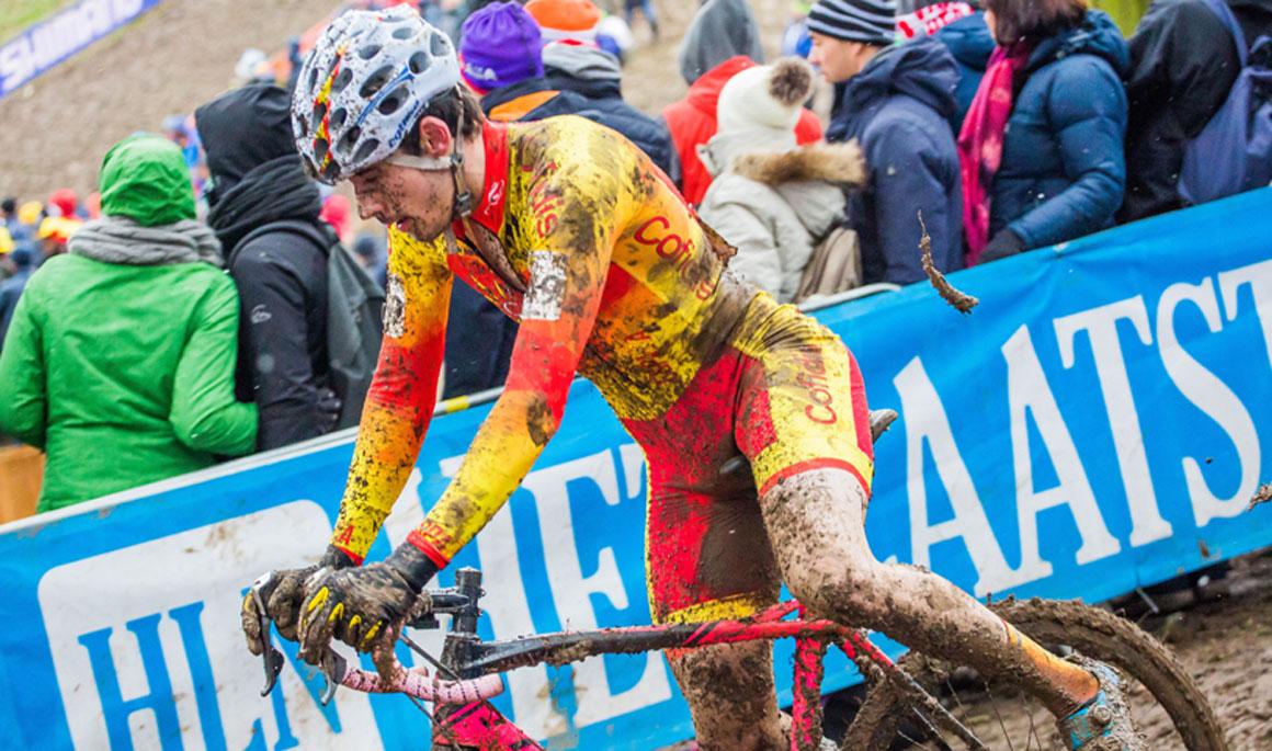 Juniors y sub23, con ambición al Mundial de Ciclocross de Bogense