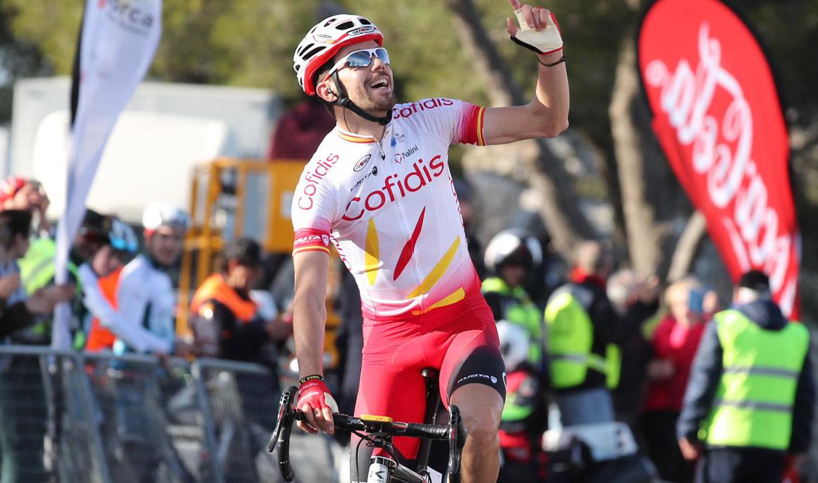 Victoria de Jesús Herrada en el trofeo inaugural de la Challenge Mallorca