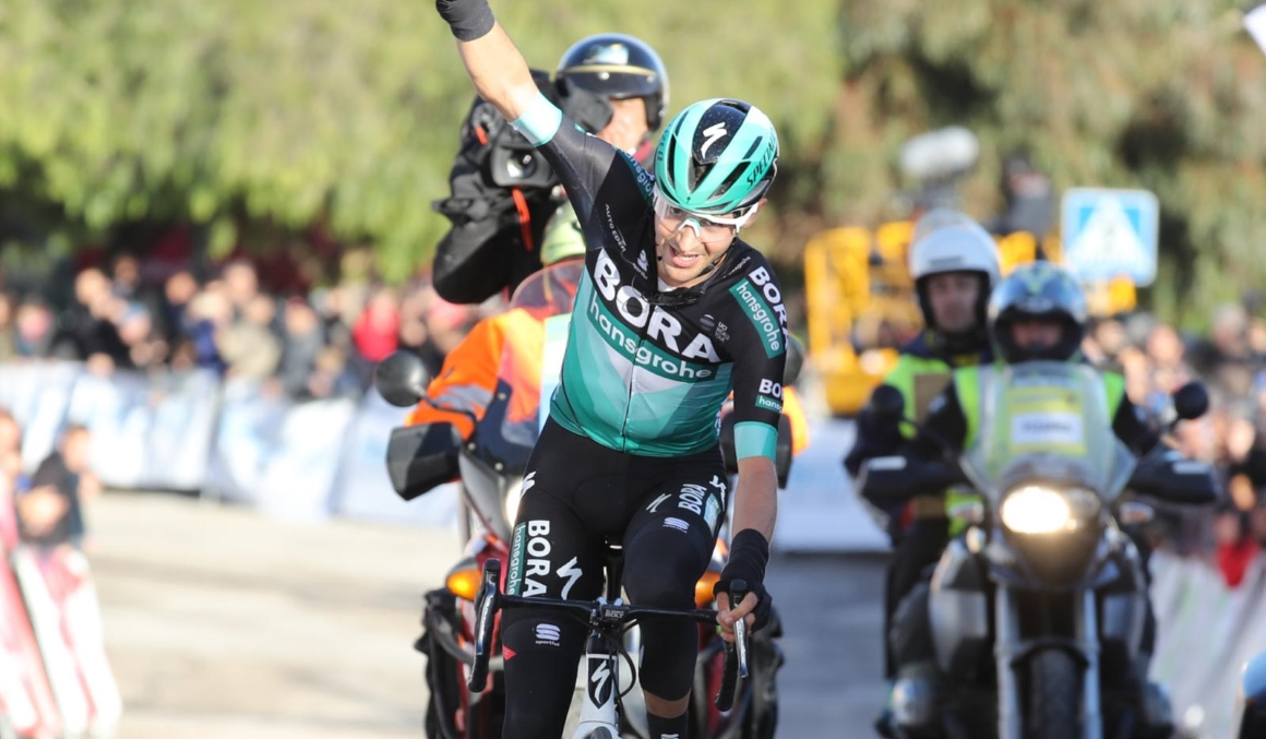 Emanuel Buchmann gana el Trofeo Andratx-Lloseta