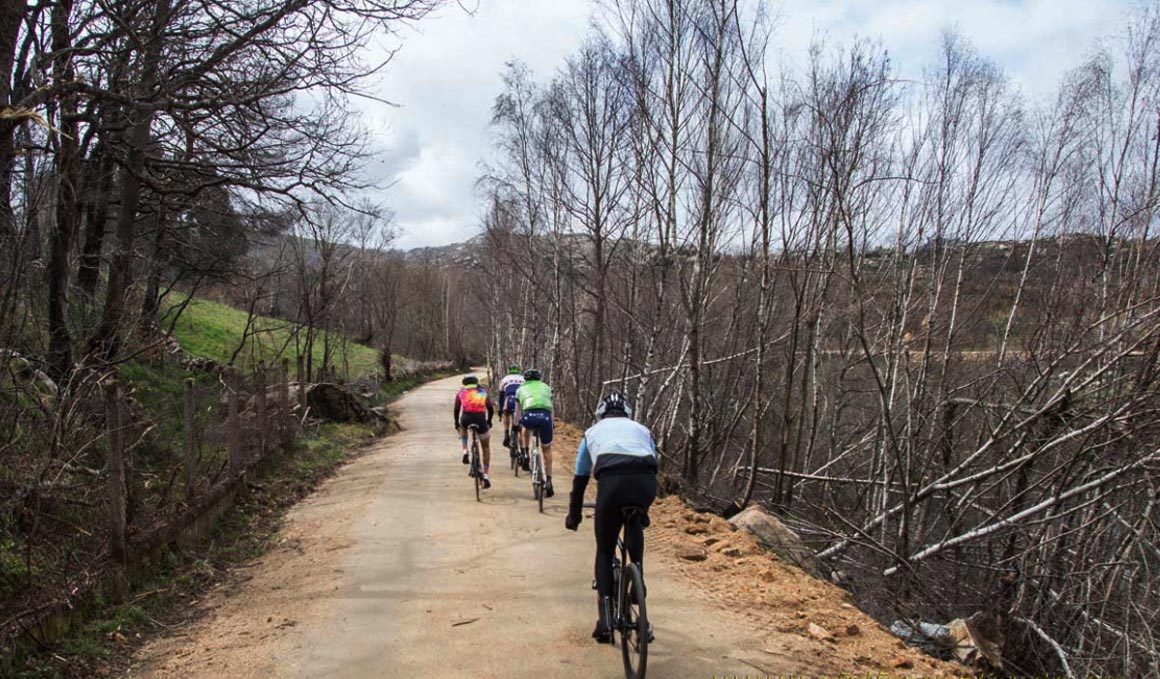 Inscripciones de la Ourense Strade Termal by Ridley 2019