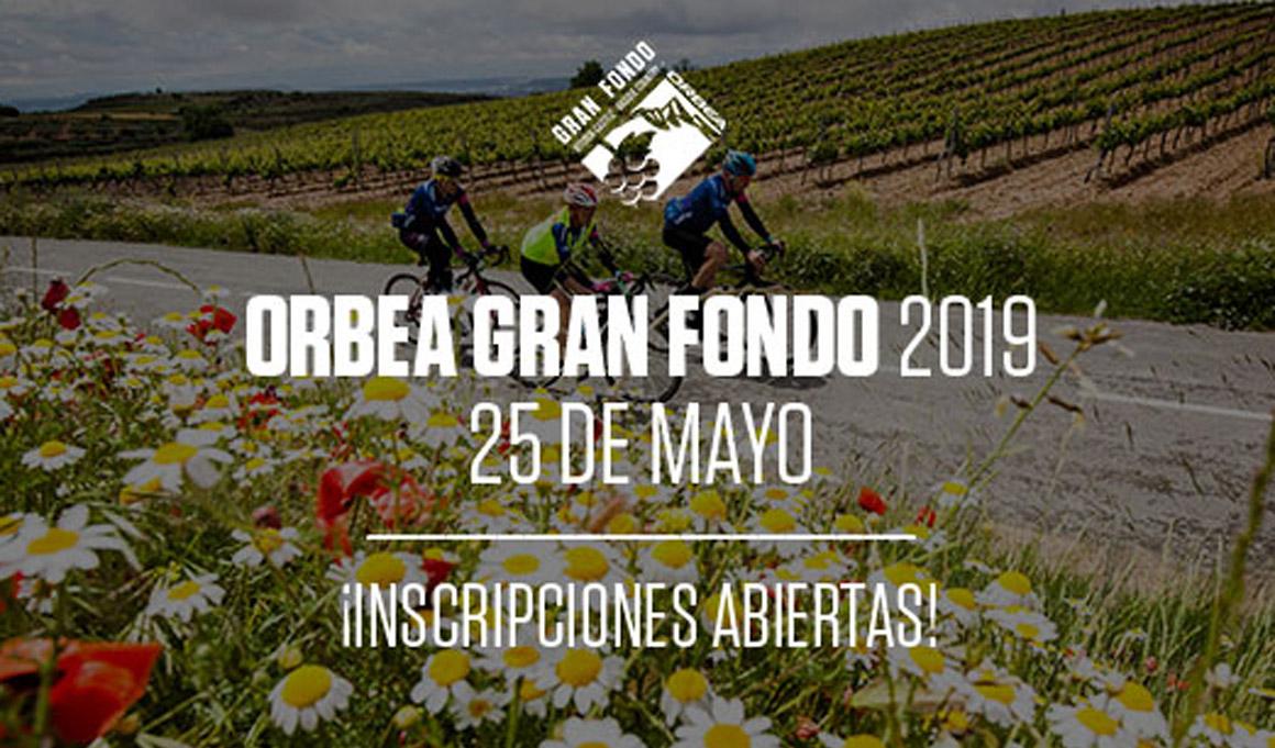 Abiertas las inscripciones para la Orbea Gran Fondo Vitoria-Gasteiz 2019
