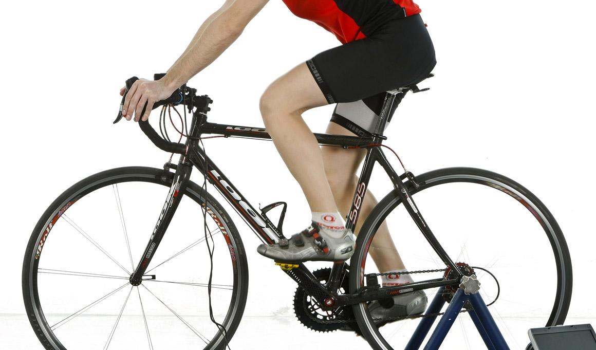 La biomecánica ciclista