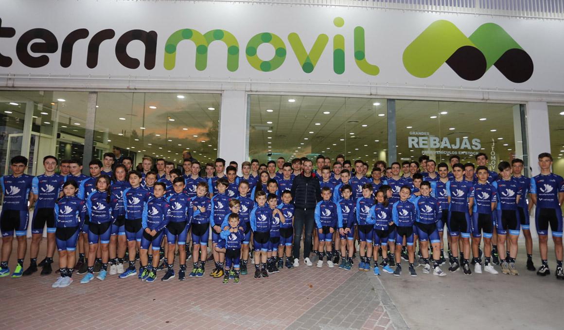 Valverde Team-Terra Fecundis pone en marcha su sexta temporada
