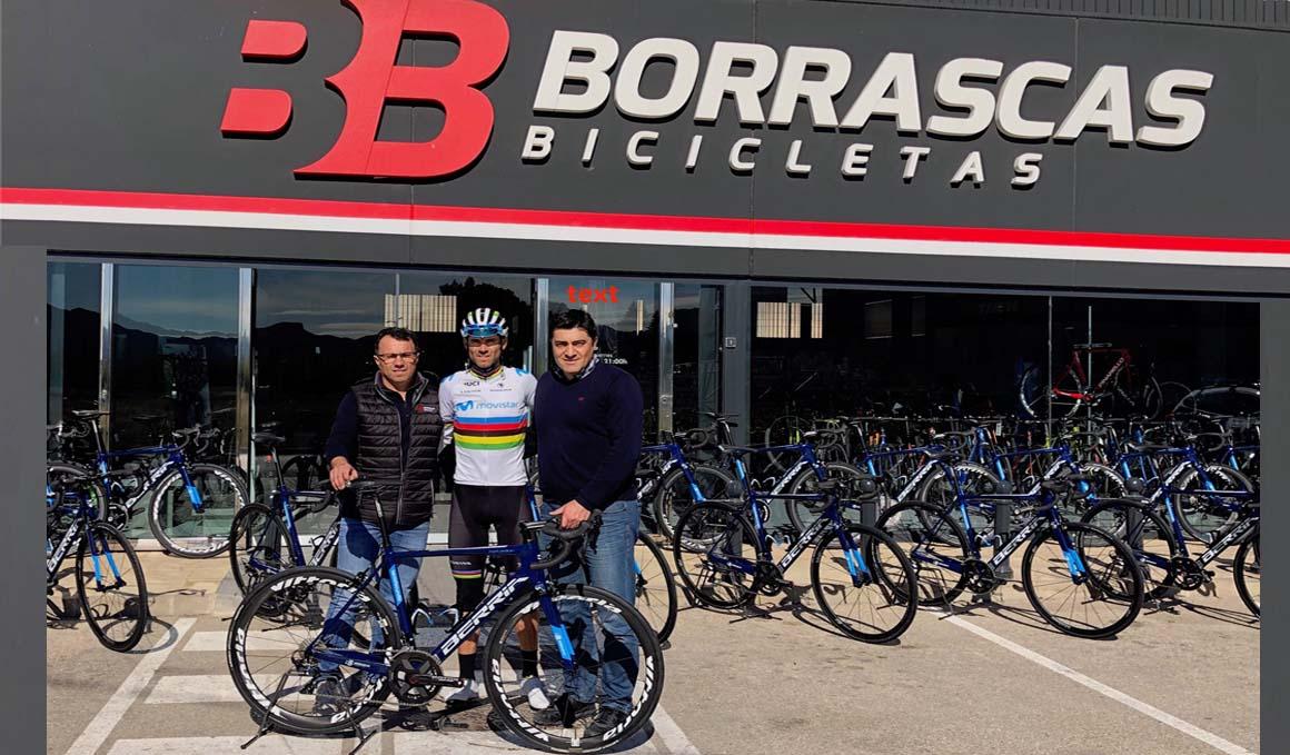 Las Berria Belador para el Valverde Team-Terra Fecundis