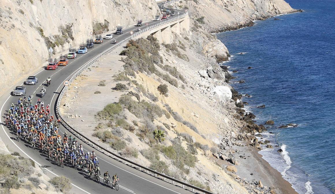 Los sprinters, grandes favoritos para la XXXII Clásica de Almería