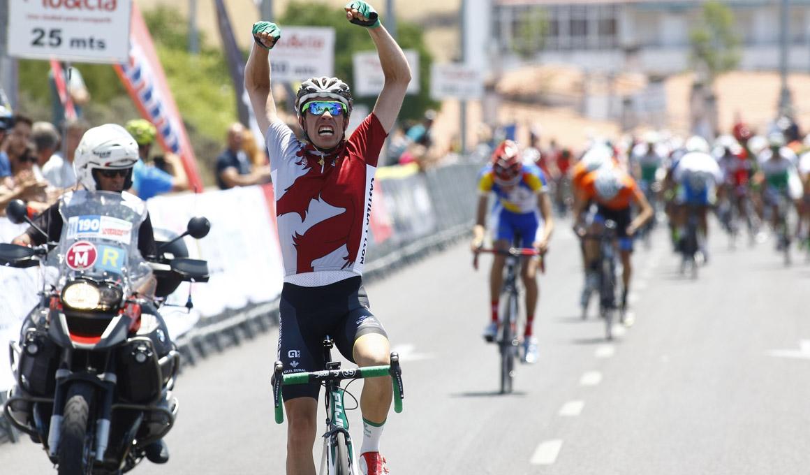 Movistar Team rescinde el contrato de Jaime Rosón, sancionado 4 años por la UCI