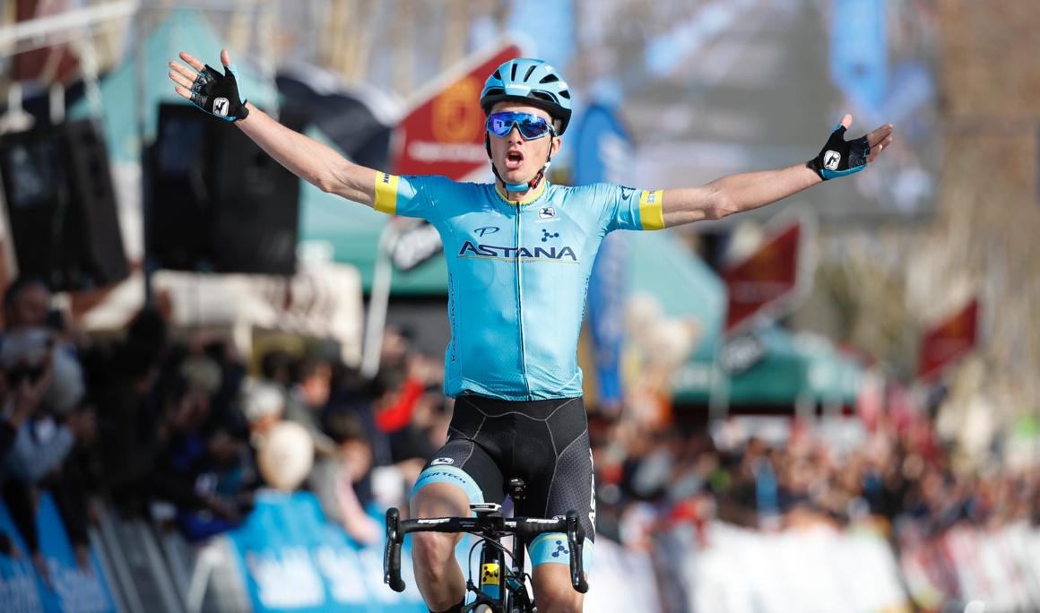 Vuelta a Murcia: Pello Bilbao culmina la exhibición del Astana