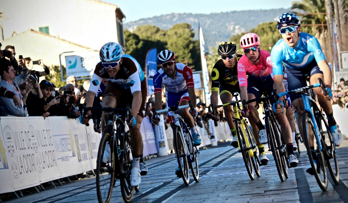 Tour La Provence: Edu Prades se estrena con el Movistar; Gorka Izagirre, líder