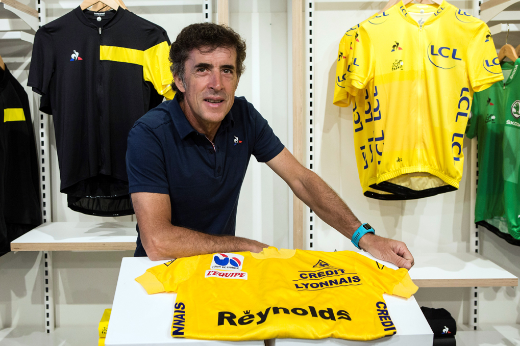 """Pedro Delgado piensa que """"en breve"""" un colombiano ganará el Tour de Francia"""