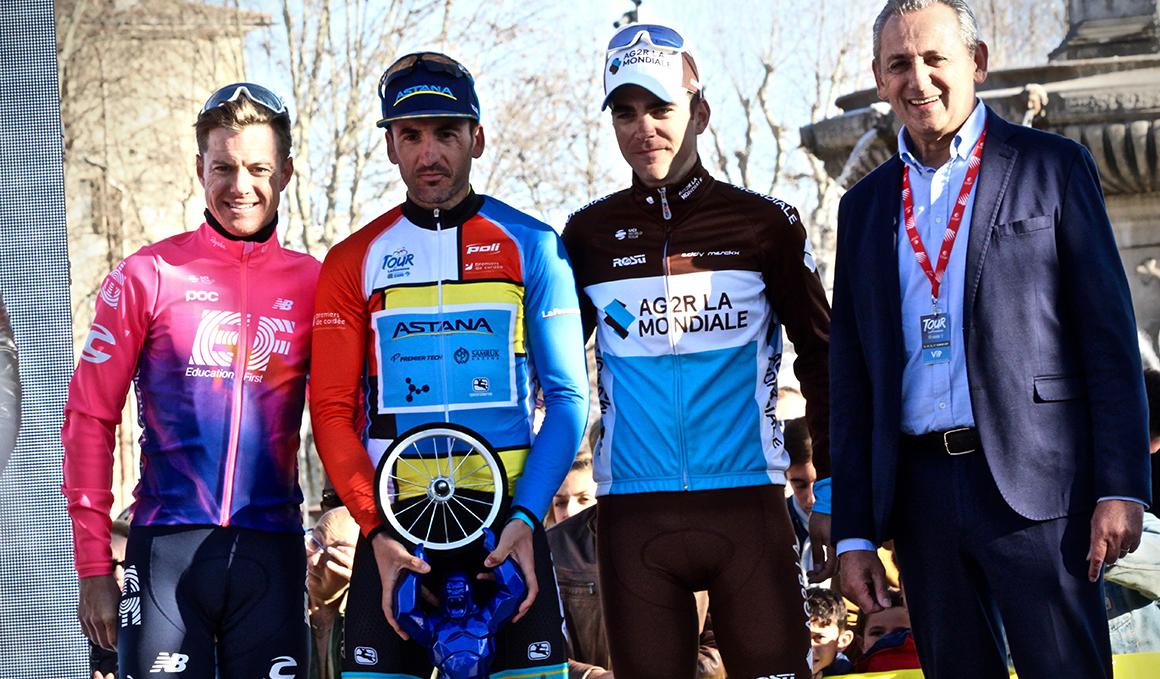 La general del Tour de La Provence, al zurrón de Gorka Izagirre por décimas de segundo