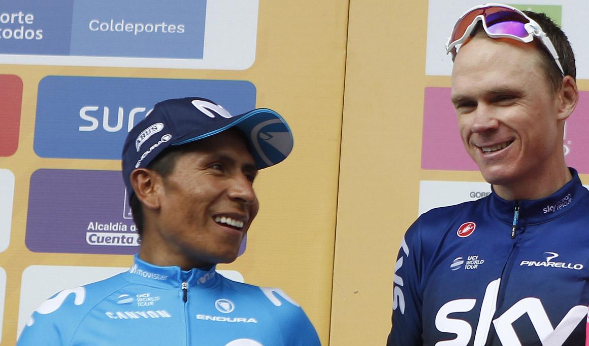 Froome promete regresar tras su discreto paso por el Tour Colombia