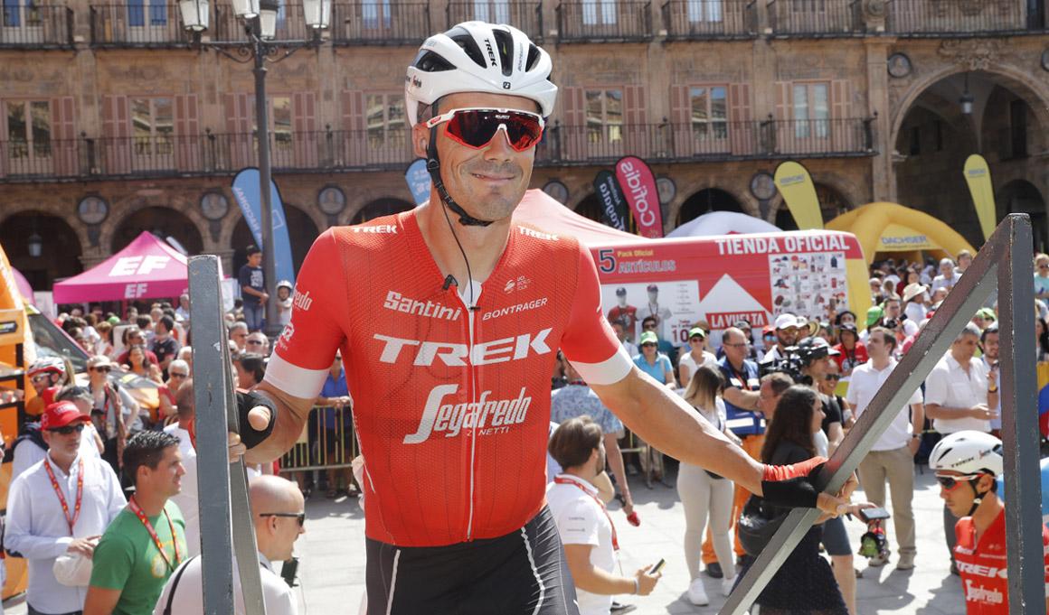 Markel Irizar se retirará tras la Clásica de San Sebastián