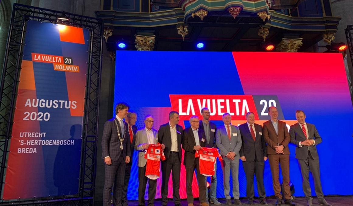 La Vuelta 2020: tres etapas y 410 km en los Países Bajos