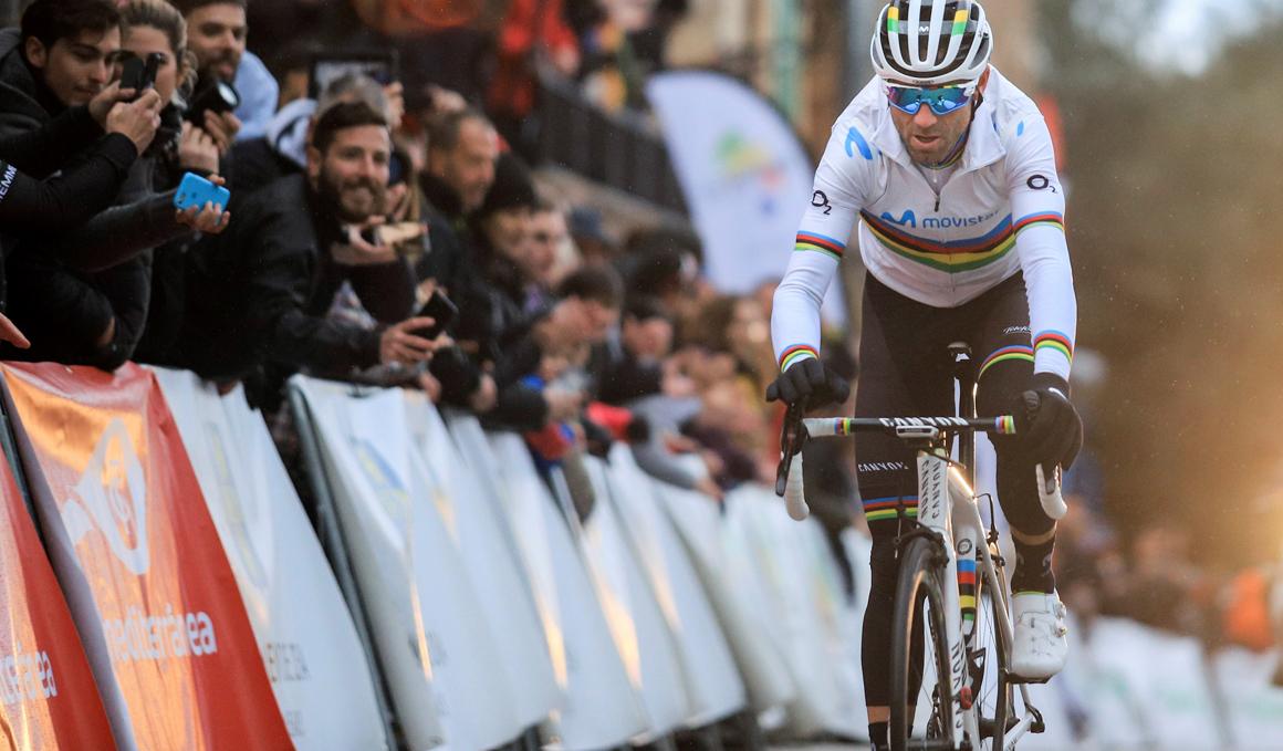 Pascual Momparler anuncia que Alejandro Valverde será el eje de la selección para los Mundiales de Yorkshire