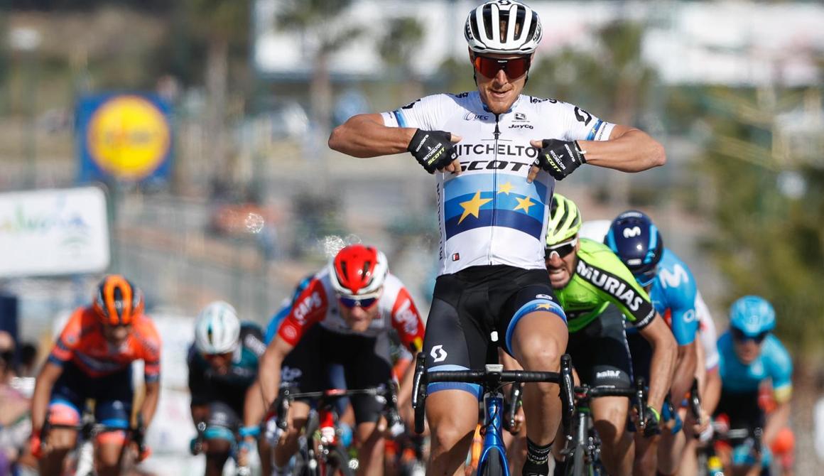 Fuglsang prolonga 'la fiesta' de Astana también en la Vuelta a Andalucía