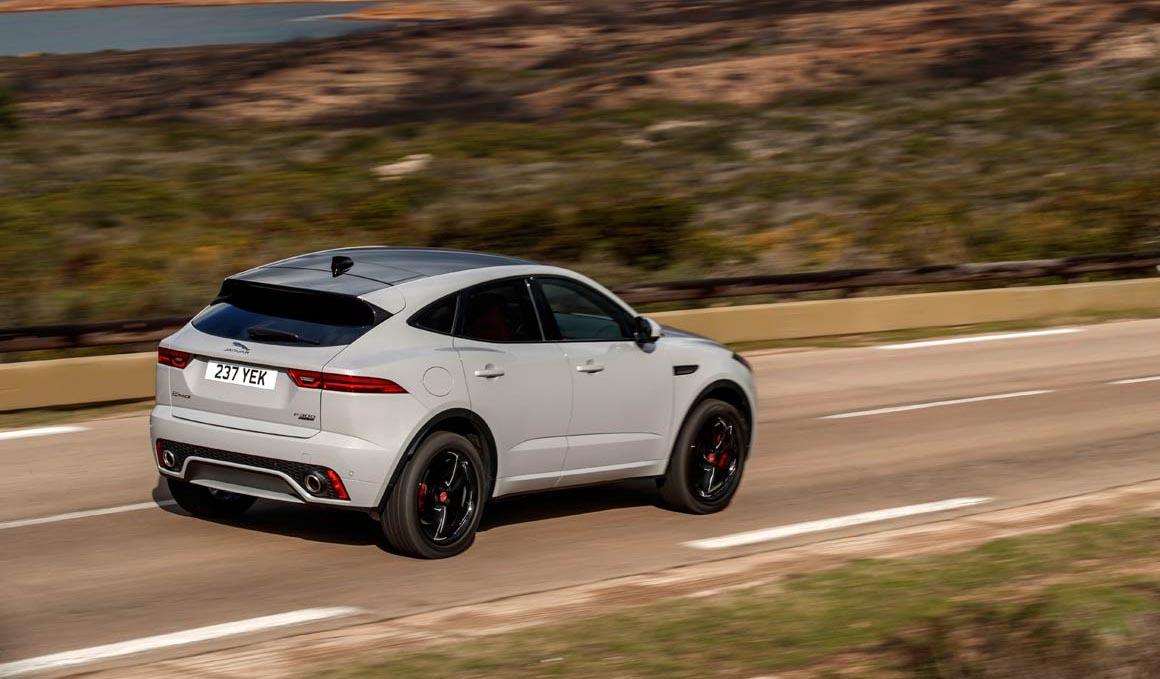 Es un SUV, es un Jaguar, es un deportivo