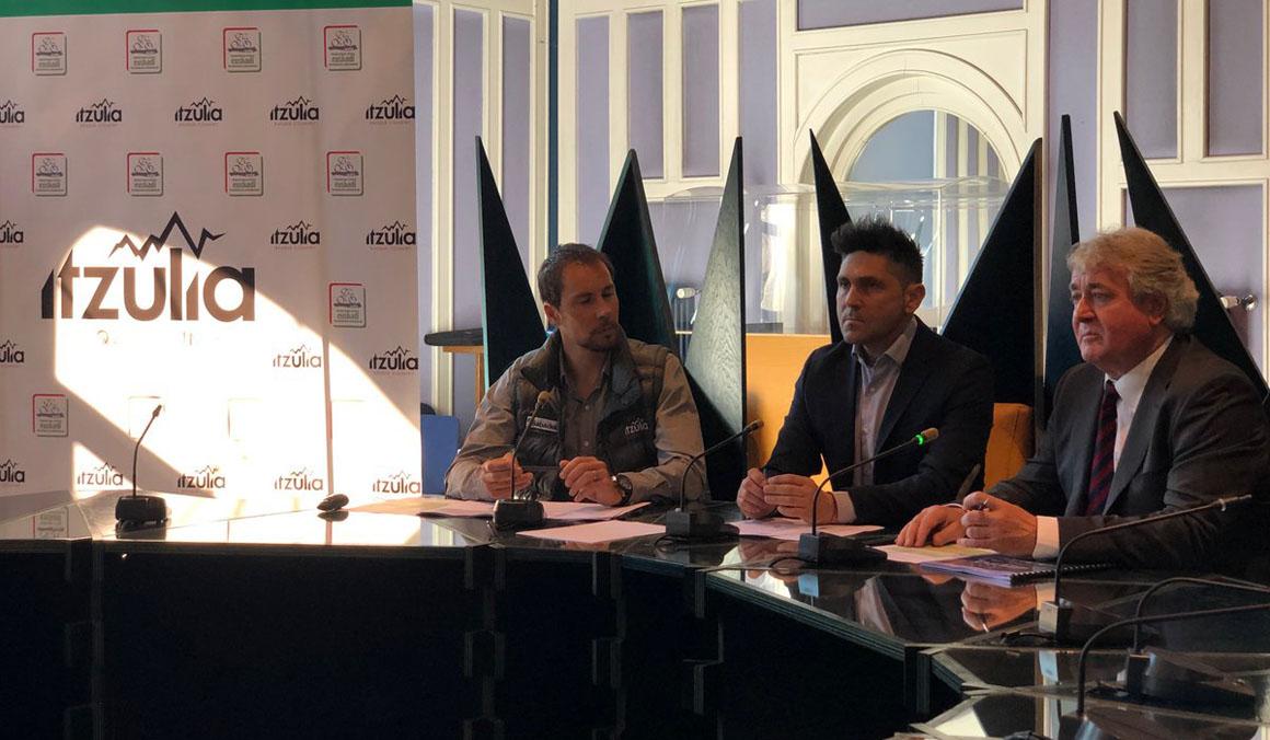 'Sterrato' , crono de inicio y Arrate para la Itzulia del 2019