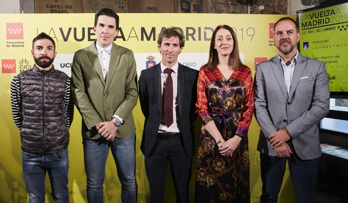 Presentada la Vuelta a Madrid 2019