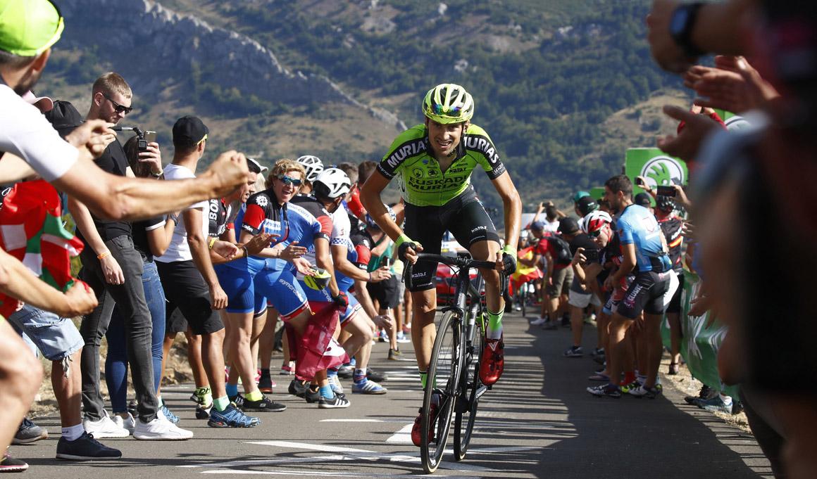 Los seguidores de La Vuelta volverán a elegir su final en alto favorito en 2019