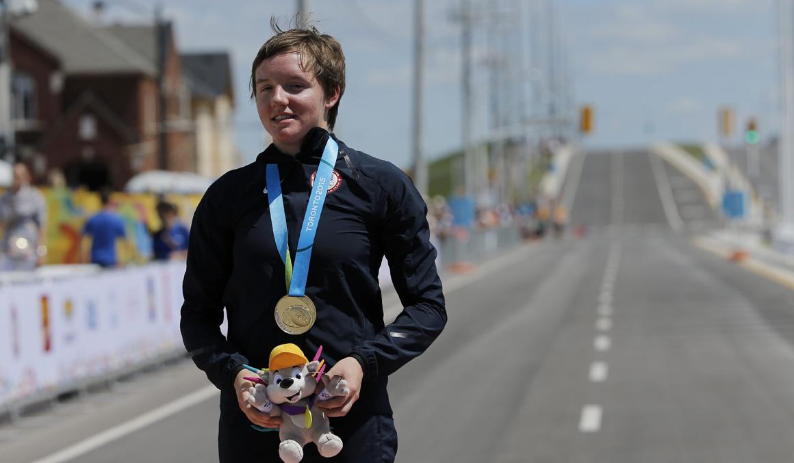 Muere a los 23 años Kelly Catlin, plata en los JJOO de Río 2016