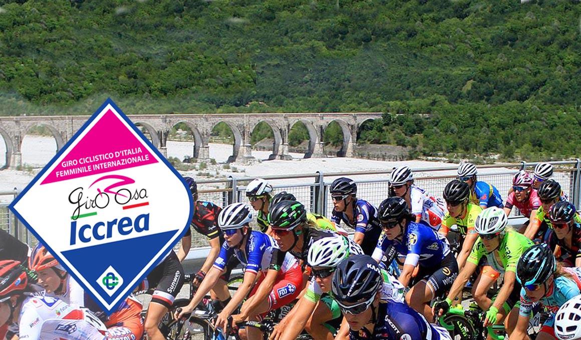 La 30ª edición del Giro Rosa