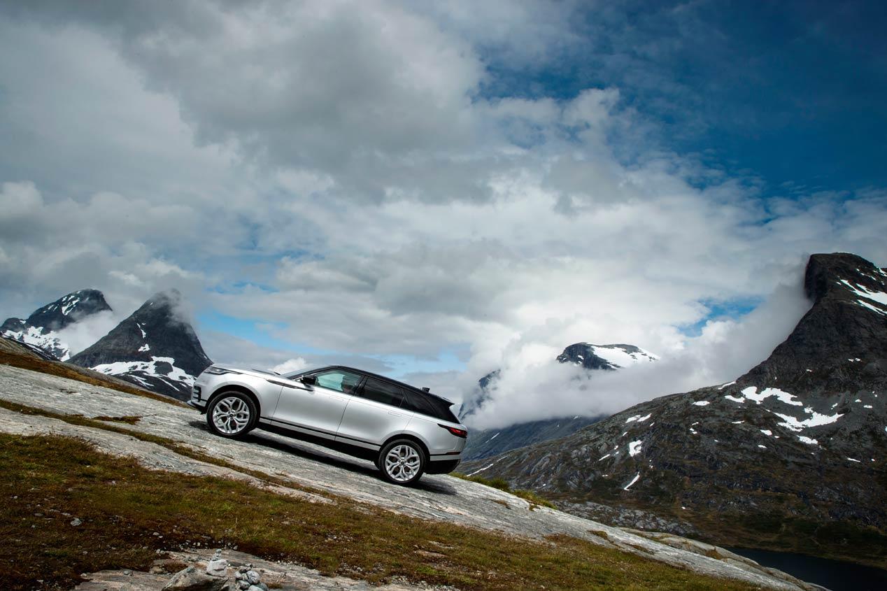 Range Rover Velar, un SUV para los amantes del deporte