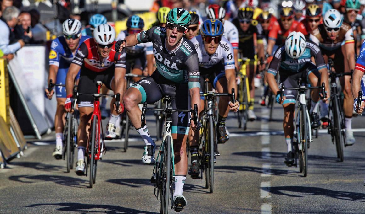 París-Niza: Sam Bennett repite victoria en vísperas de la etapa reina